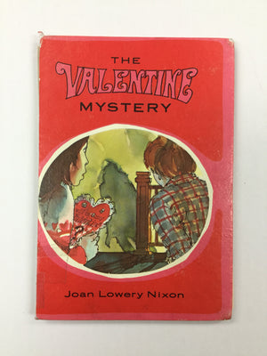 A Valentine's Mystery-Red Barn Collections