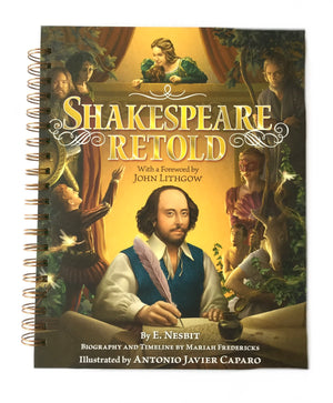 Shakespeare Retold-Red Barn Collections