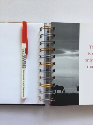 New Beginnings - Meaningful Quotes-Red Barn Collections