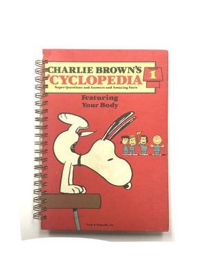 Charlie Brown's Encyclopedia Journals-Red Barn Collections