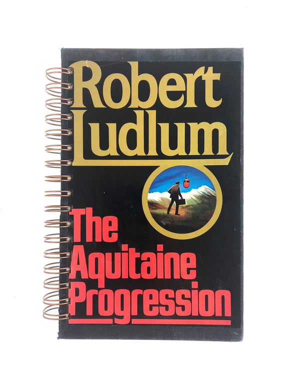 Robert Ludlum's The Aquitaine Progression Journal-Red Barn Collections