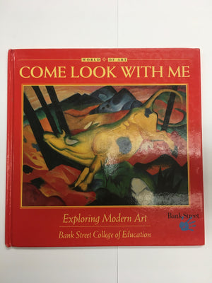 Come Look With Me - Exploring Modern Art-Red Barn Collections