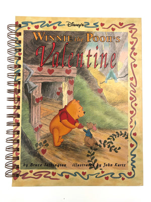 Winnie the Pooh's Valentine-Red Barn Collections