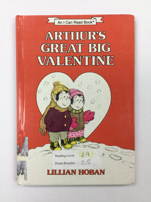 Arthur's Great Big Valentine's-Red Barn Collections
