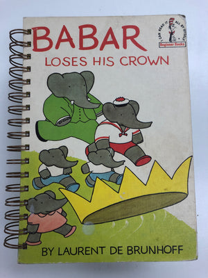 Babar Loses His Crown-Red Barn Collections