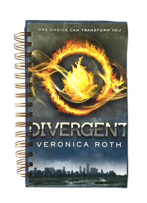 Divergent Trilogy Journals-Red Barn Collections