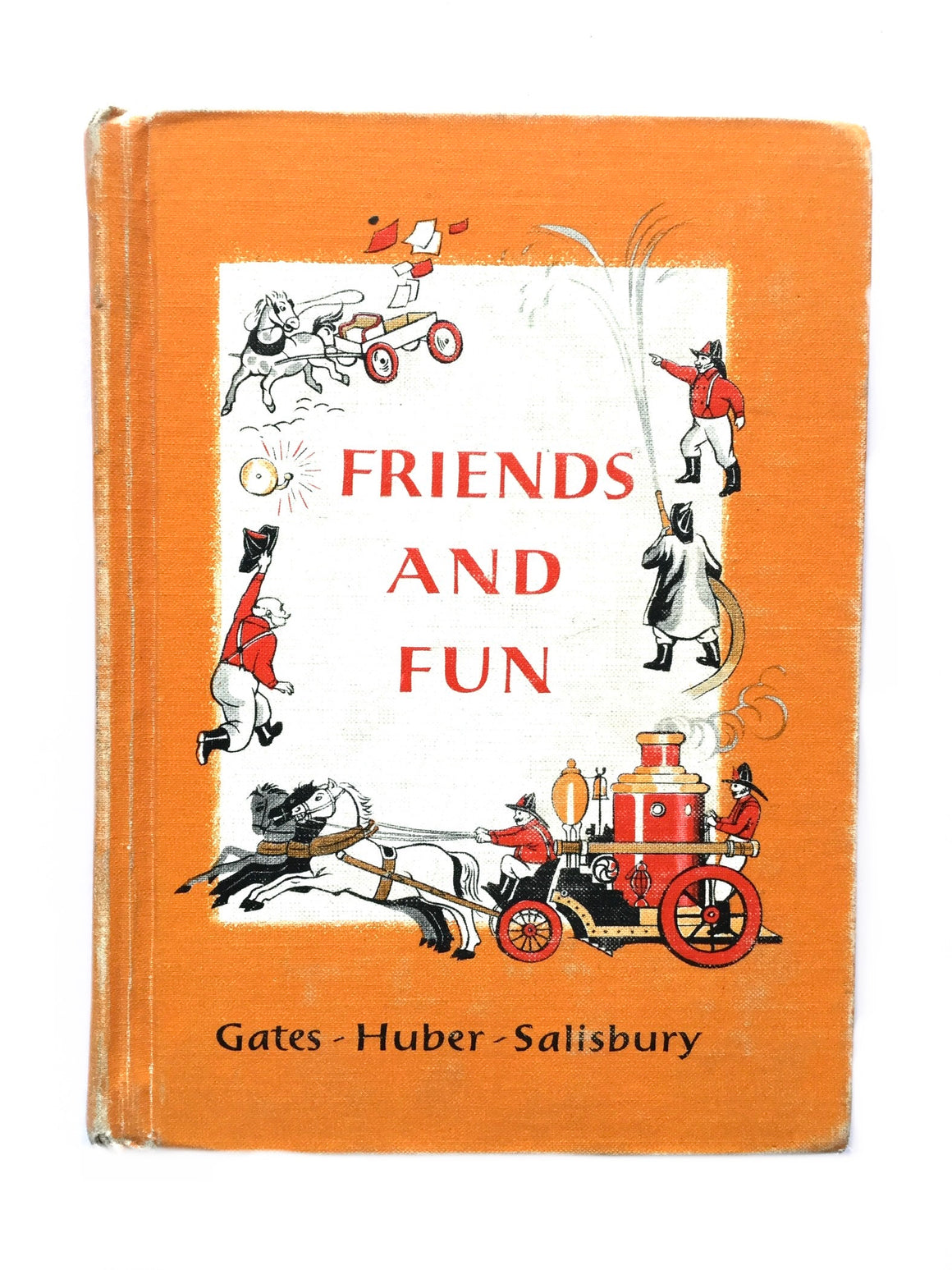 Friends and Fun-Red Barn Collections