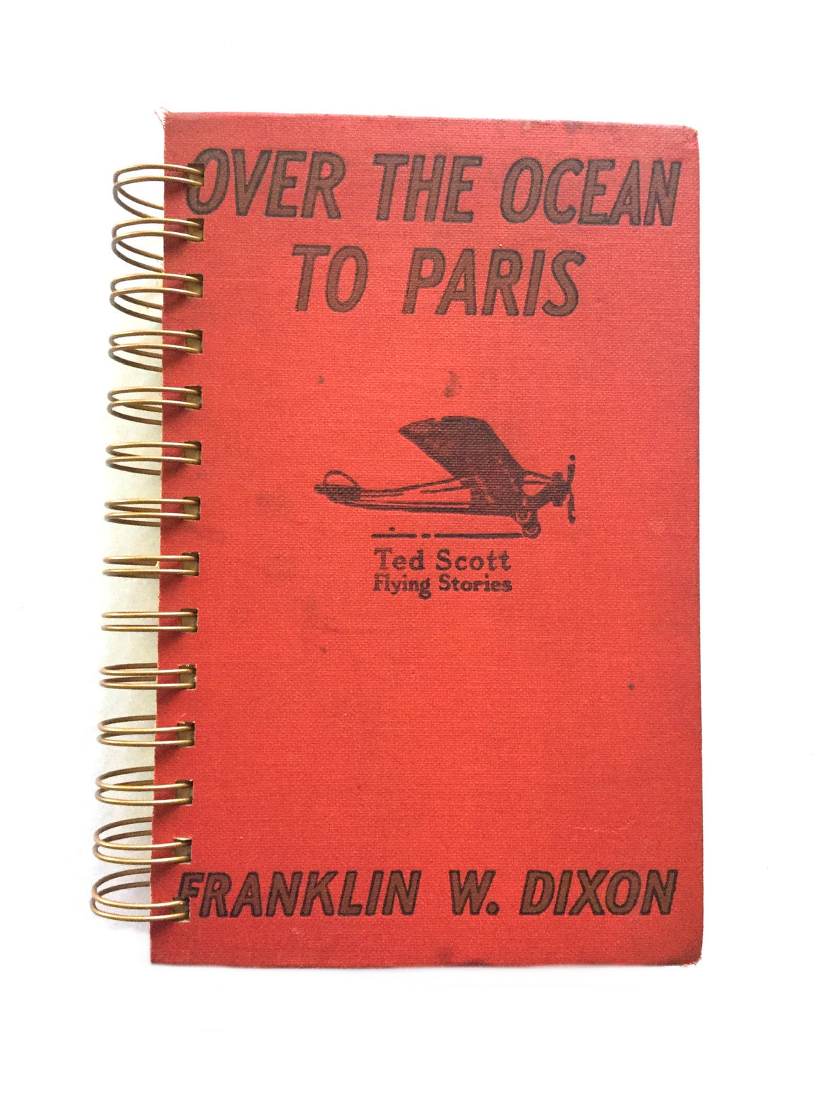 Over the Ocean to Paris-Red Barn Collections