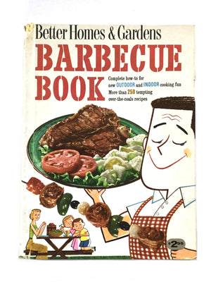 Better Homes and Gardens: Barbecue Book-Red Barn Collections