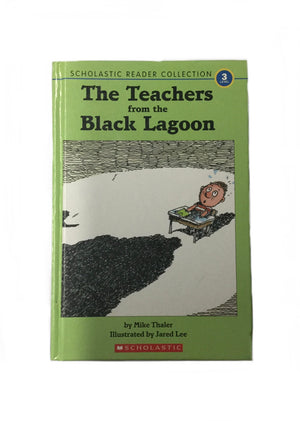 The Teachers from the Black Lagoon-Red Barn Collections