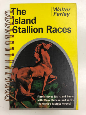 The Island Stallion Races-Red Barn Collections
