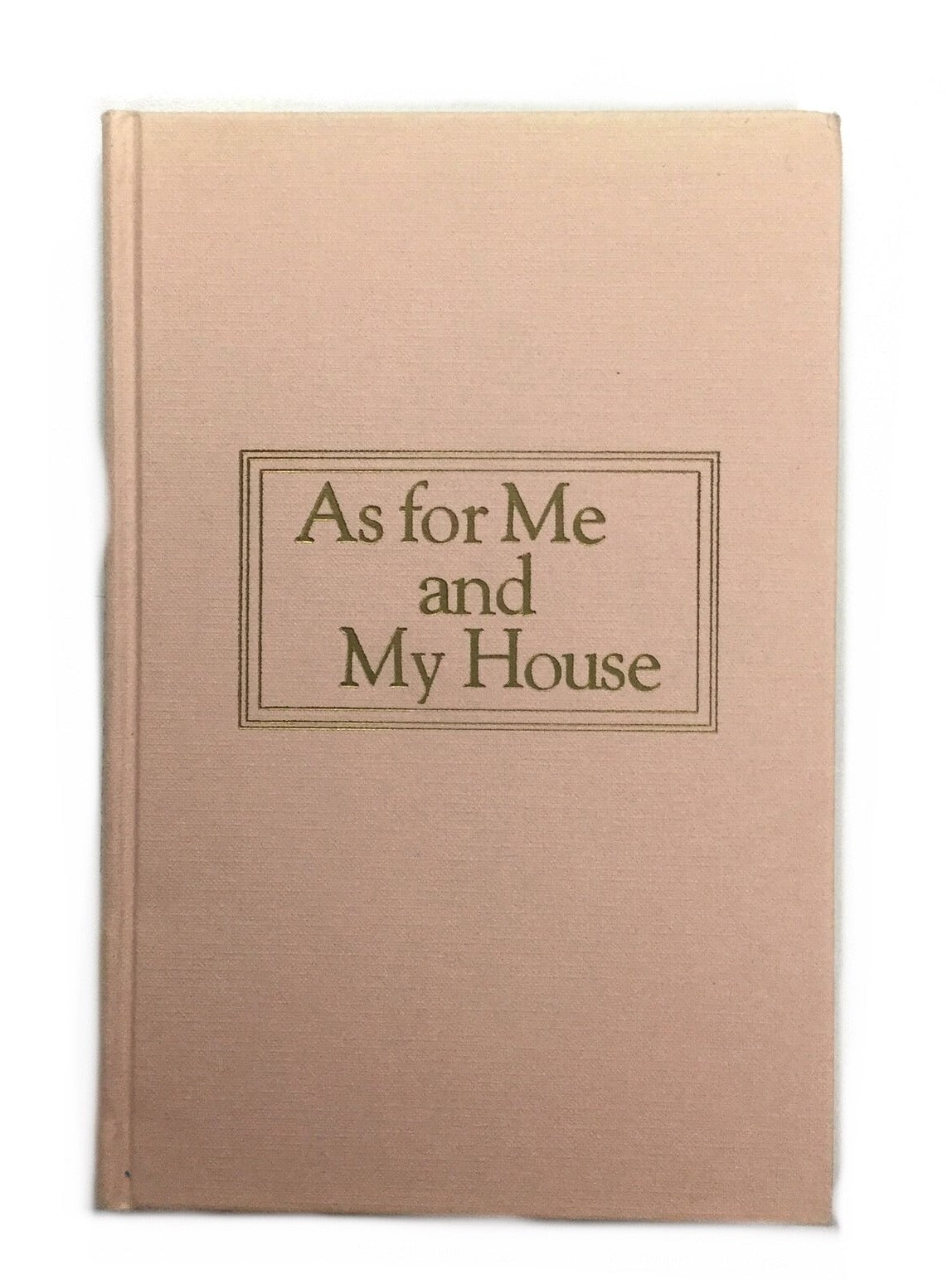 As for Me and My House-Red Barn Collections