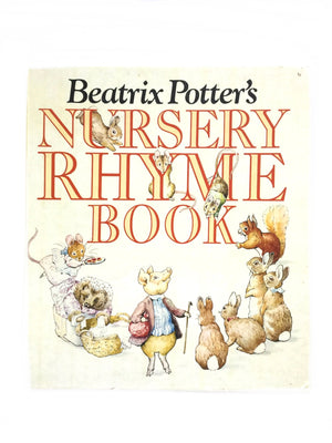 Beatrix Potter's Nursery Rhyme Book-Red Barn Collections