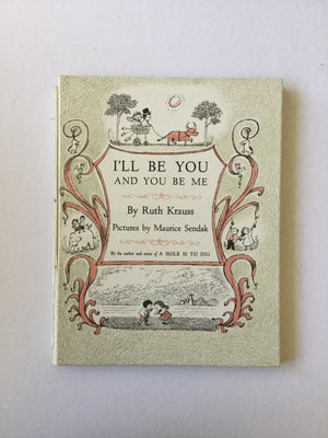 I'll Be You and You Be Me-Red Barn Collections