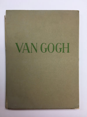 Van Gogh - A Collection of Palettes-Red Barn Collections