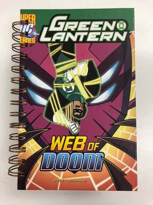 Green Lantern: Web of Doom-Red Barn Collections