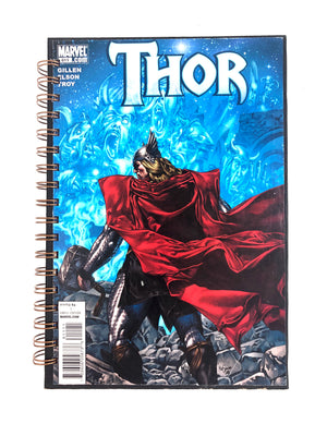 Thor Comic Journal-Red Barn Collections