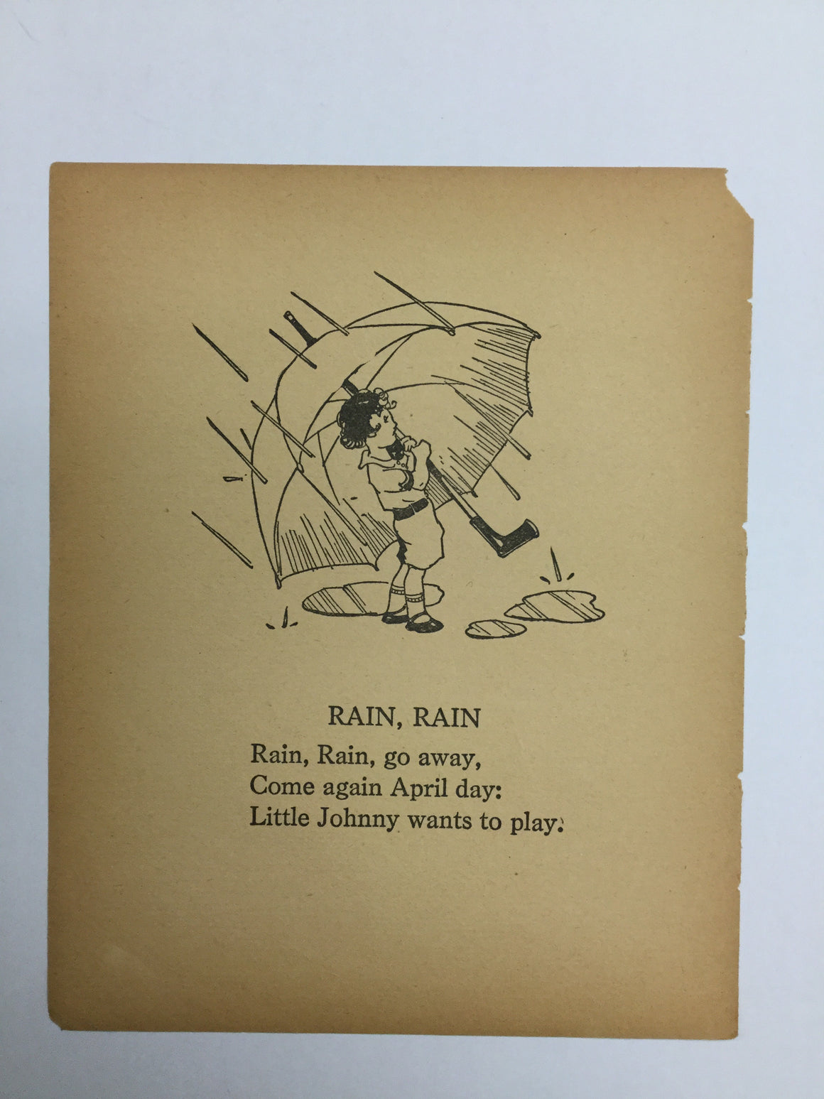 Rain Rain-Red Barn Collections