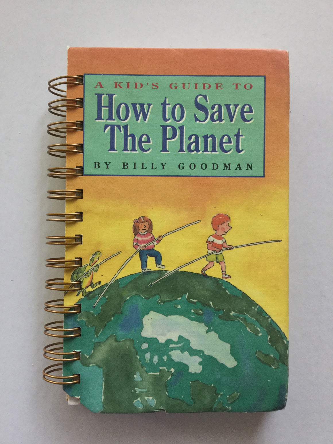 How to Save the Planet-Red Barn Collections
