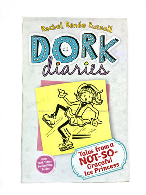 Dork diaries - Tales from a not-so-Graceful Ice Princess-Red Barn Collections