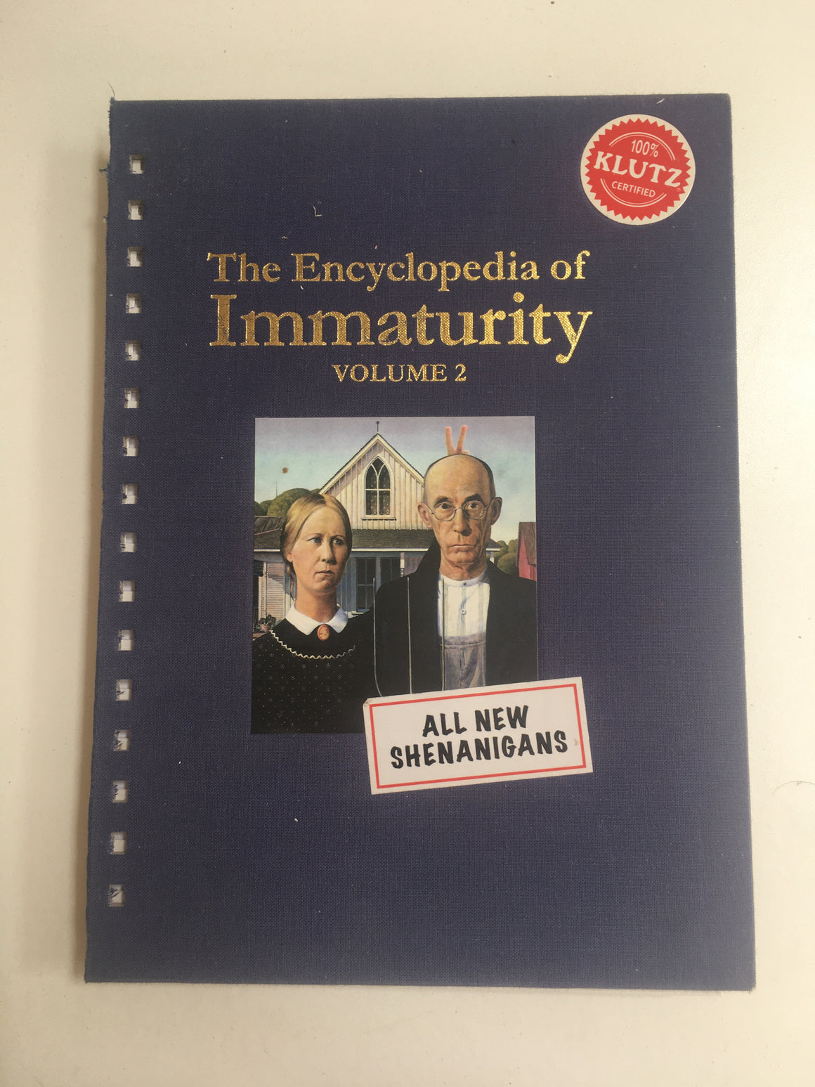 Encyclopedia of Immaturity-Red Barn Collections