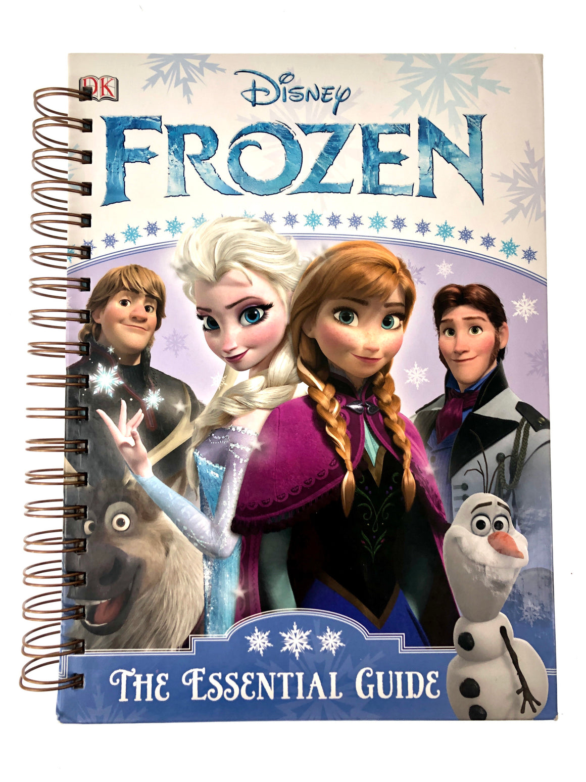 Frozen: The Essential Guide-Red Barn Collections