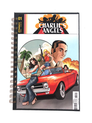 Charlie's Angels #1 Comic Journal-Red Barn Collections
