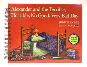 Alexander and the Terrible, Horrible, No Good, Very Bad Day-Red Barn Collections