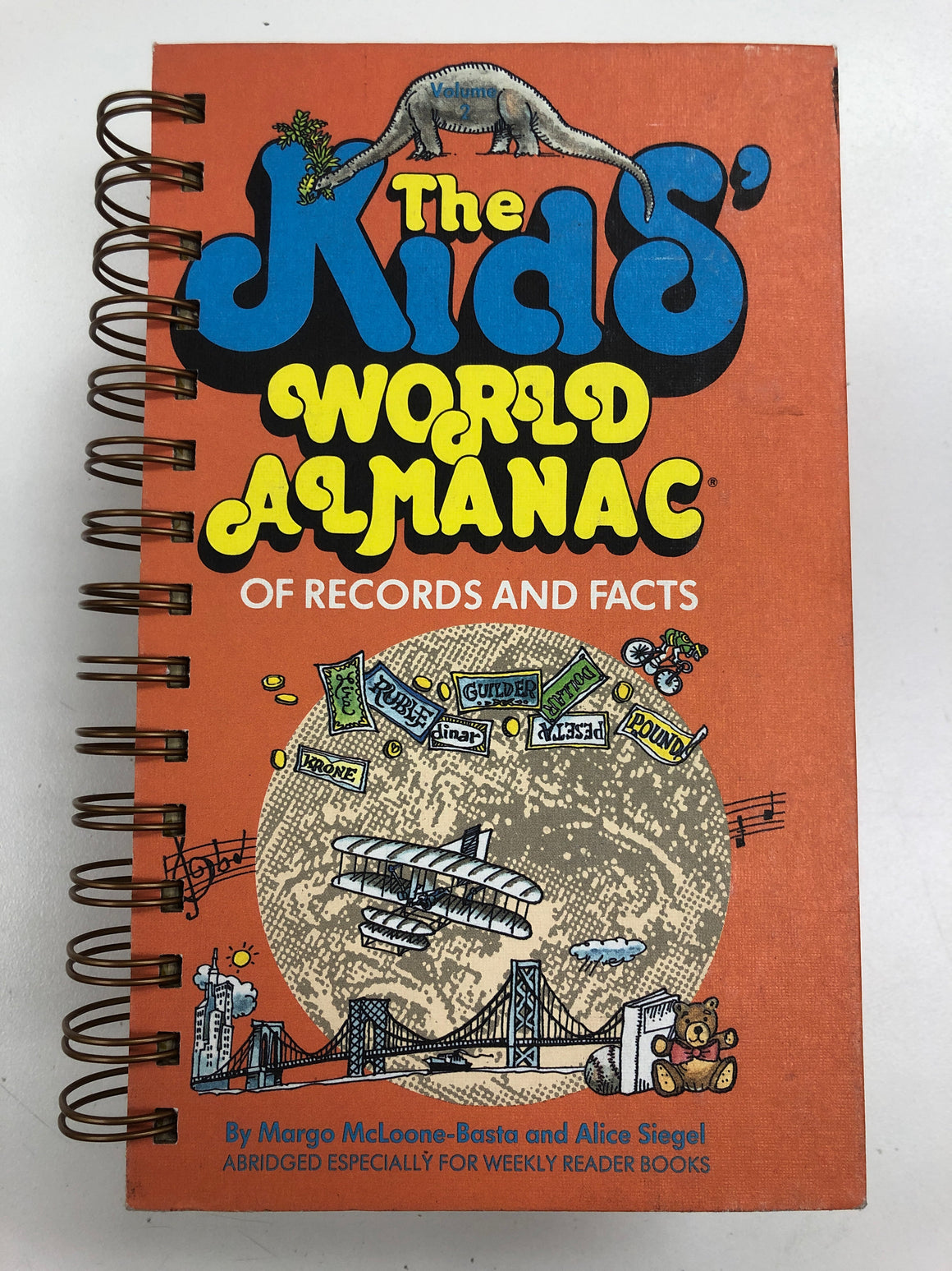 The Kid's World of Almanac of Records and Facts-Red Barn Collections