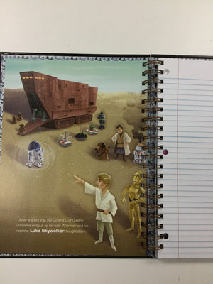 Star Wars: A New Hope-Red Barn Collections