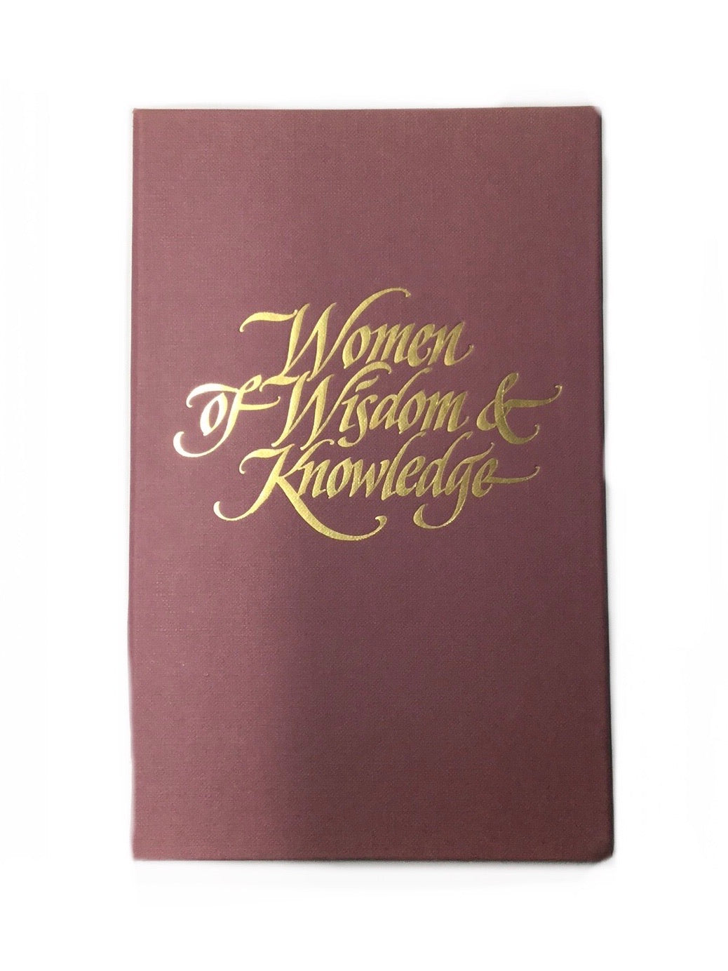 Women of Wisdom & Knowledge-Red Barn Collections