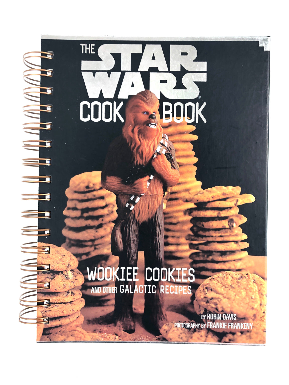 The Star Wars Cookbook Wookie Cookies and Other Galactic Recipes-Red Barn Collections