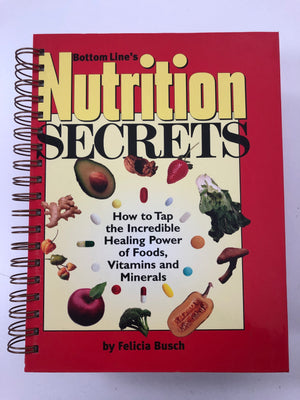 Nutrition Secrets-Red Barn Collections