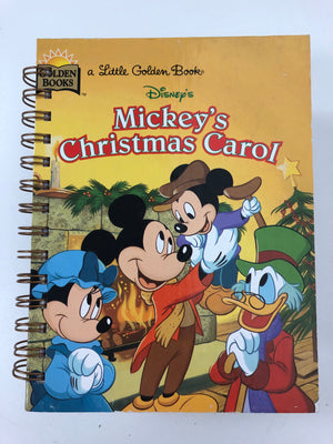 Mickey's Christmas Carol-Red Barn Collections