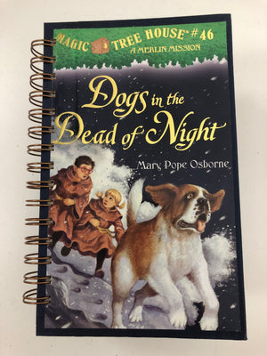 Magic Tree House #46: Dogs in the Dead of Night-Red Barn Collections