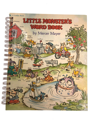 Little Monster's Word Book-Red Barn Collections