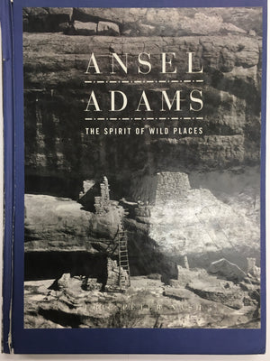 Ansel Adams The Spirit of Wild Places-Red Barn Collections