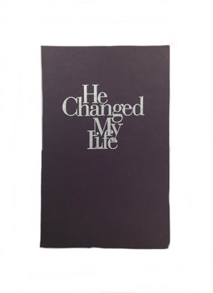 He Changed My Life (title only)-Red Barn Collections