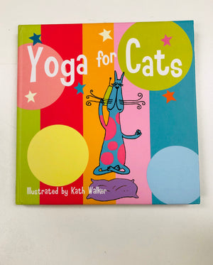 Yoga for Cats-Red Barn Collections