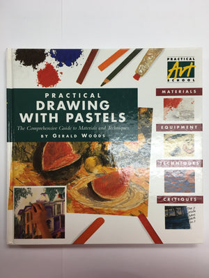 Practical Drawing with Pastels-Red Barn Collections