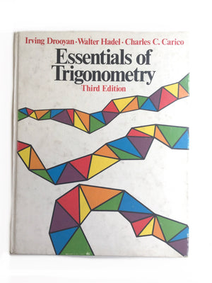 Essentials of Trigonometry-Red Barn Collections