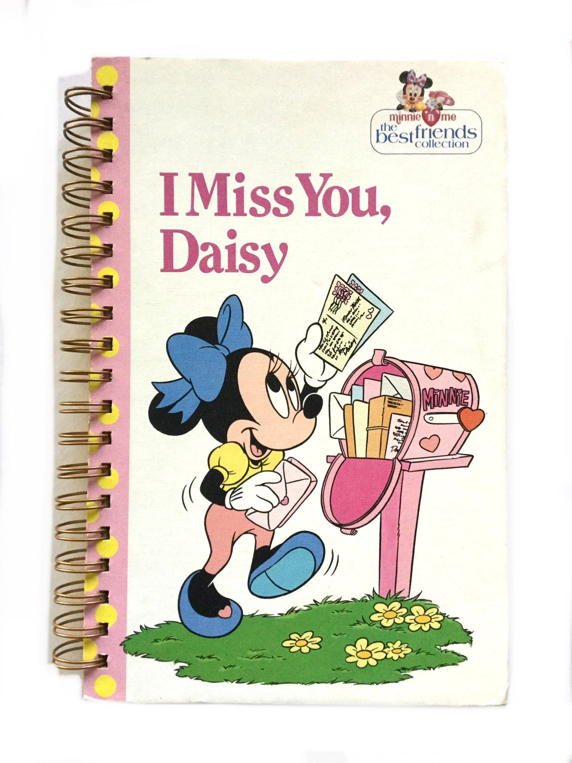 I Miss You, Daisy-Red Barn Collections