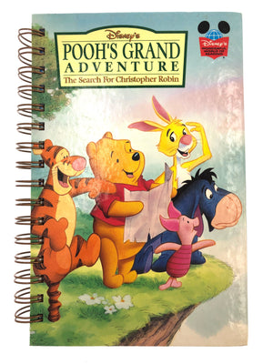 Pooh's Grand Adventure-Red Barn Collections