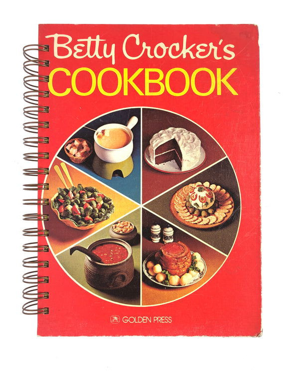 Betty Crocker's Cookbook-Red Barn Collections