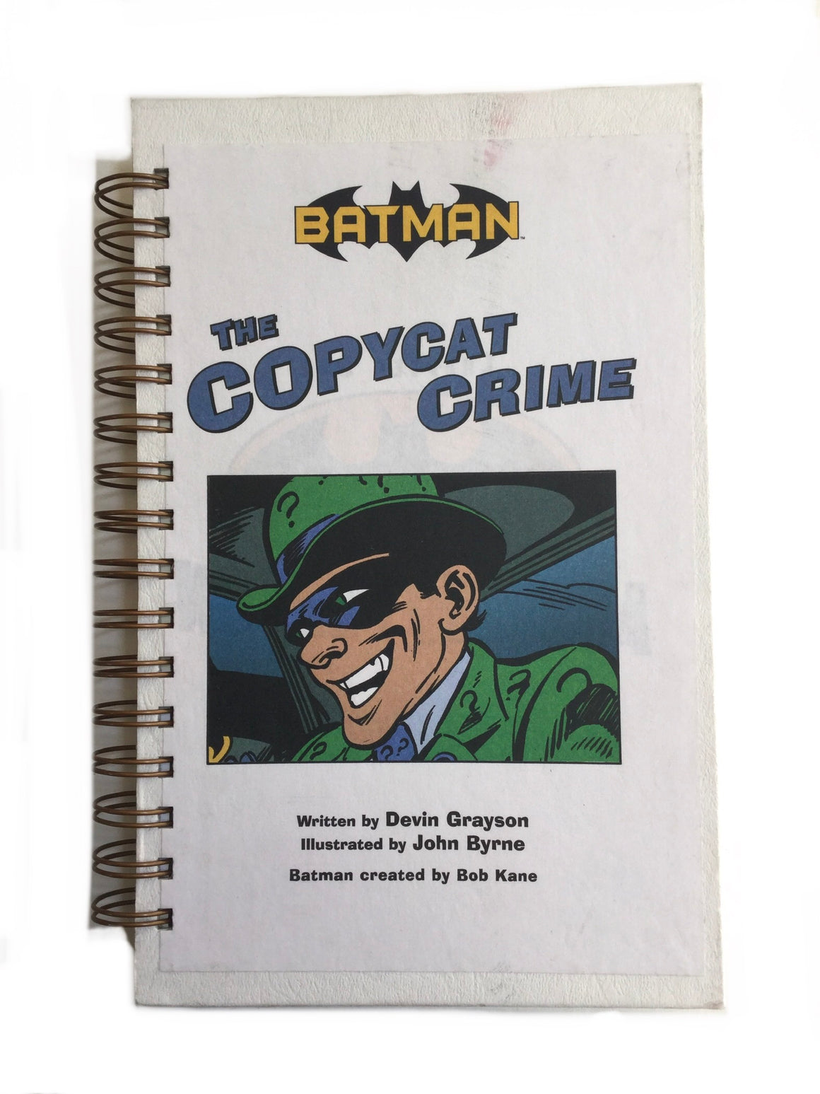 Batman : The Copycat Crime-Red Barn Collections
