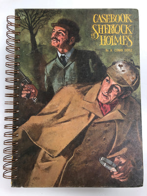 Casebook of Sherlock Holmes-Red Barn Collections