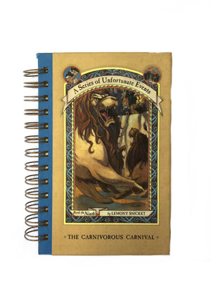 Series of Unfortunate Events 9 - The Carnivorous Carnival-Red Barn Collections