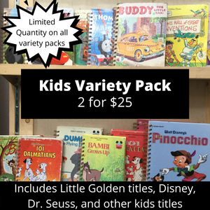 Children's Variety Pack-Red Barn Collections