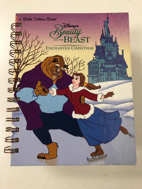 Beauty and the Beast - The Enchanted Christmas-Red Barn Collections