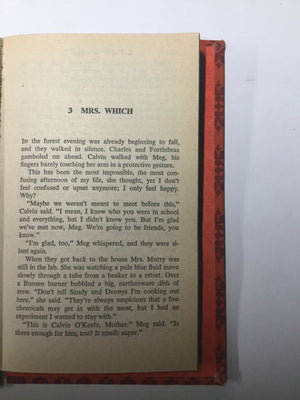 A Wrinkle In Time-Red Barn Collections